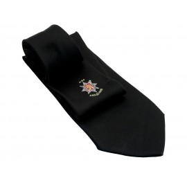 """Фирмена вратовръзка """"МВР Академия"""""""