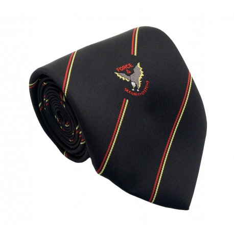 "Фирмена вратовръзка ""Force security systems"""